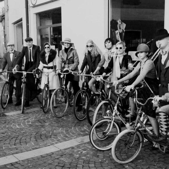 1955 Via Cavour a Mortegliano