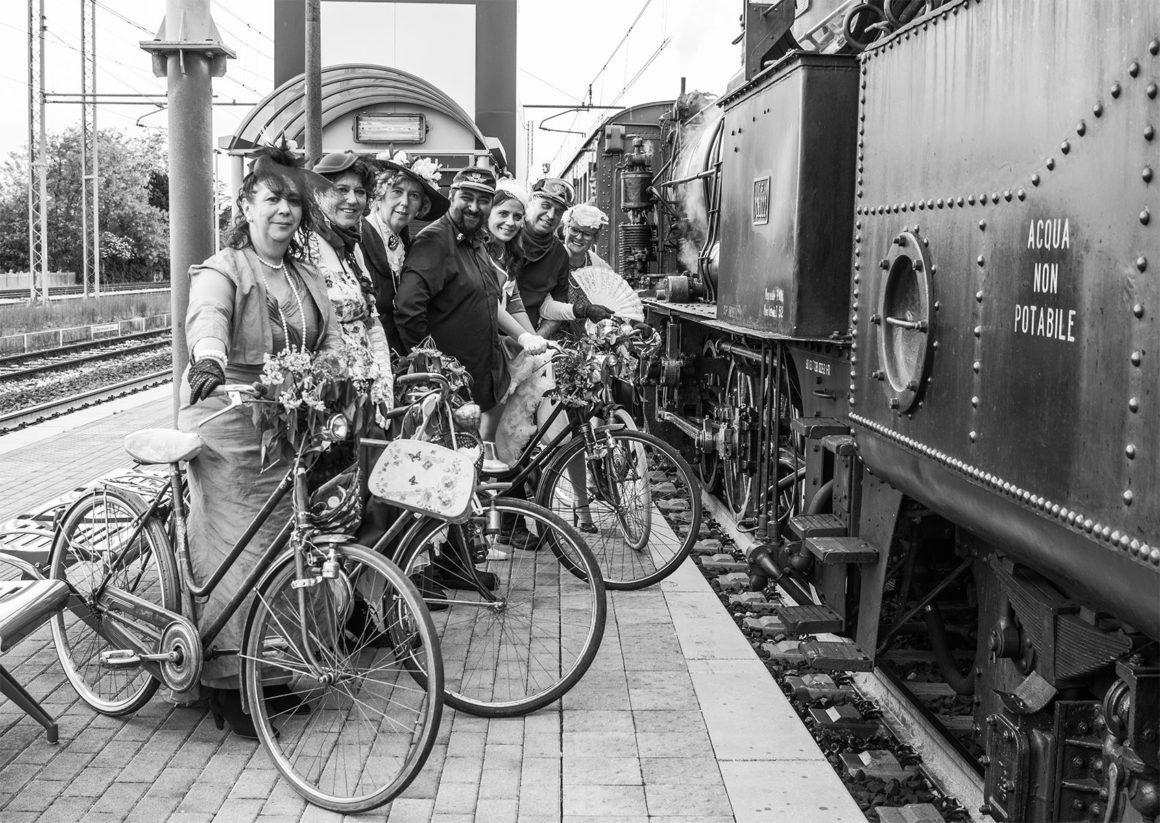 Con il treno a vapore, da Trieste a Cormons