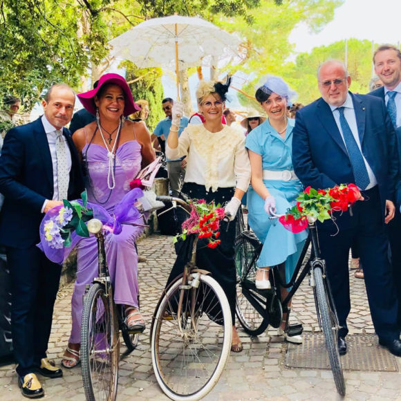 Ribbon cutting at Enjoy Collio Experience – 2nd June